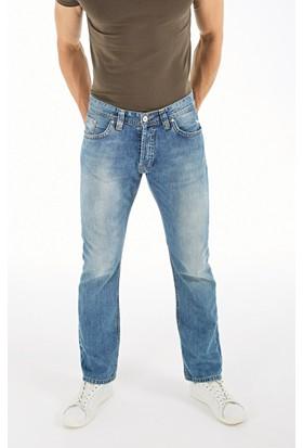 LTB Erkek Hollywood Lucena X Wash Jean Pantolon Açık Mavi