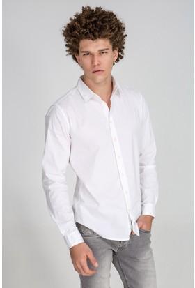 LTB Erkek Biagio Gömlek Beyaz