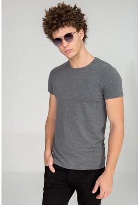 LTB Erkek Millenium T-Shirt Füme