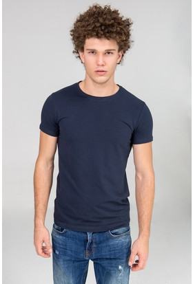 LTB Erkek Millenium T-Shirt Lacivert