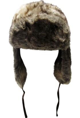 Laslusa Kırçıllı Pilot Şapka