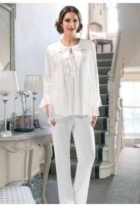 xSes 2175 Fantezi Kadın Pijama 3'lü Takım