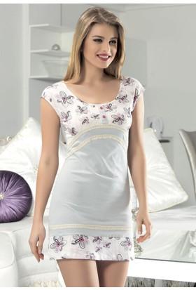 Angel'S Story 44520 Mini Rahat Ev Giyim Elbise