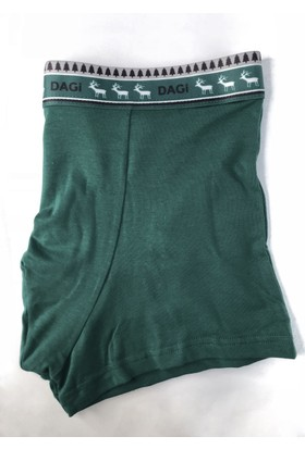 Dagi Erkek Boxer Yeşil E01006140