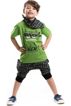 Mushi Hush Hip-Hop Baggy 3'Lü Takım