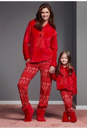 Catherine's 1135 Uzun Kollu Koz Çocuk Pijama Takımı