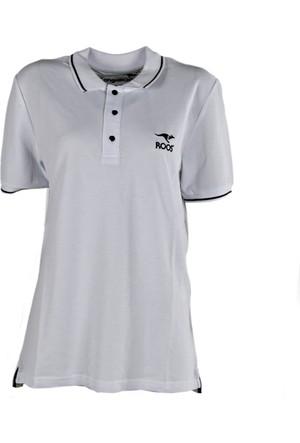 Kangaroos Tapera Beyaz Erkek T-Shirt