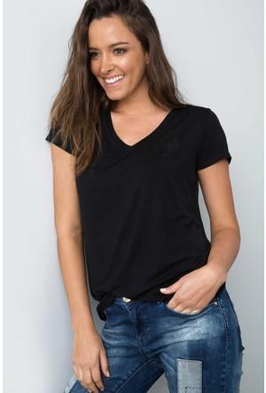 U.S. Polo Assn. Ciyosel T-Shirt Siyah
