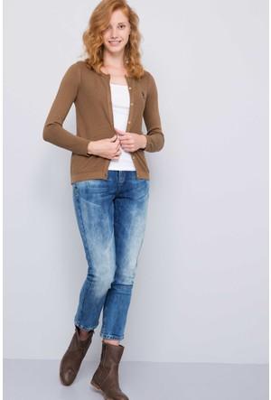 U.S. Polo Assn. Kadın Veta Pantolon İndigo