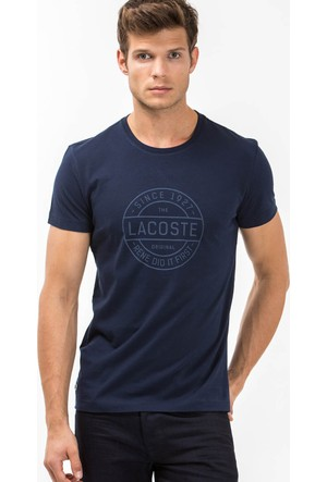 Lacoste Bisiklet Yaka T-Shirt Th1176.166