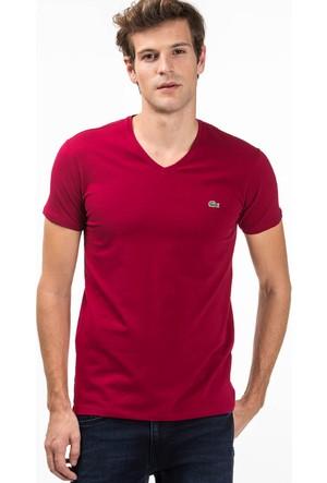 Lacoste V Yaka T-Shirt Th6710.476