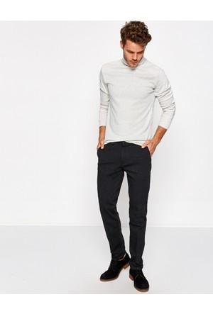 Koton Erkek Düşük Bel Pantolon Siyah