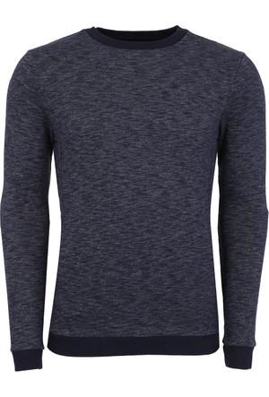 Mustang Erkek Sweatshirt Lacivert 04M00117563
