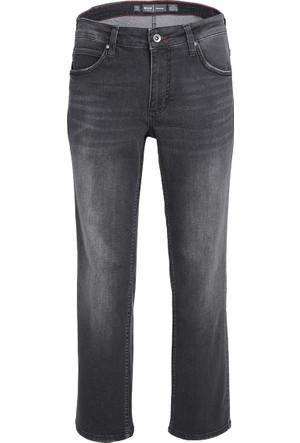 Mustang Jeans Erkek Kot Pantolon Gri 1115671435