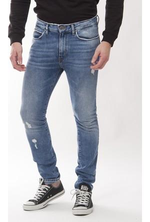 Hugo Boss Hbm02 Erkek Mavi Jean