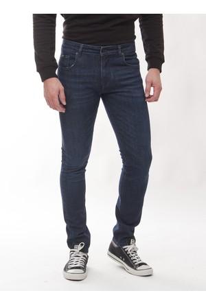 Hugo Boss Hbm03 Erkek Lacivert Jean