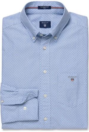 Gant Mavi Erkek Oxford Gömlek 3040132.468