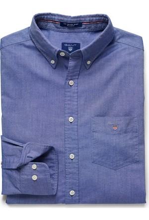 Gant Mavi Erkek Gömlek 371000.423
