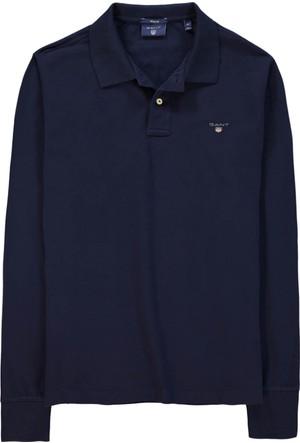 Gant Original Piqué Erkek Lacivert Polo 5201.433