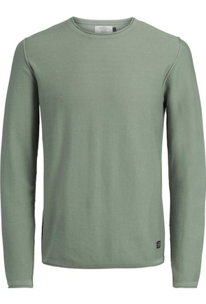 Jack & Jones Triko Jorrick Crew Neck 12128280-GRN