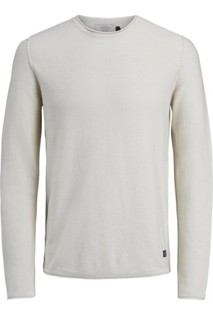 Jack & Jones Triko Jorrick Crew Neck 12128280-SLV