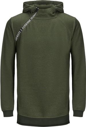 Jack & Jones Sweatshirt Jcokari Hood 12128572-GRP
