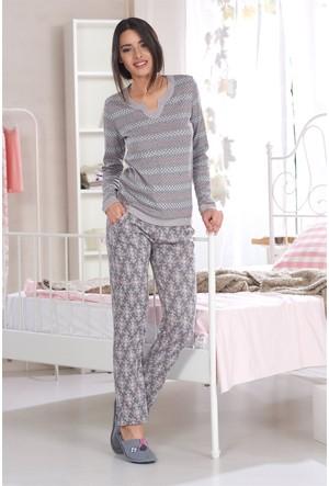 Sevim Bayan Pijama Takımı 10583