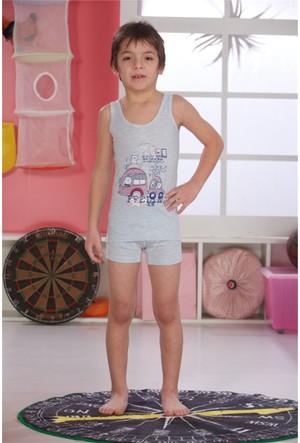 Zeyzey Erkek Çocuk Atlet 7508
