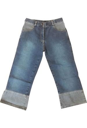 Zeyland Kiz Çocuk Denim Pantolon-Tol01-E
