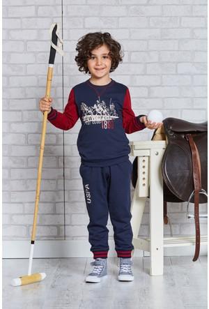 U.S. Polo Assn. Lisanslı Genç Erkek Pijama Takımı
