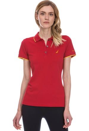 Nautica Kadın Polo T-Shirt 64K954.6NR