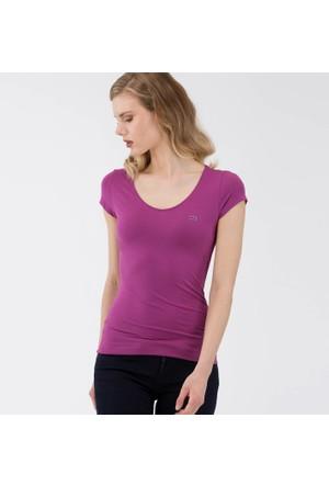 Lacoste Kadın T-Shirt TF7880.G5W