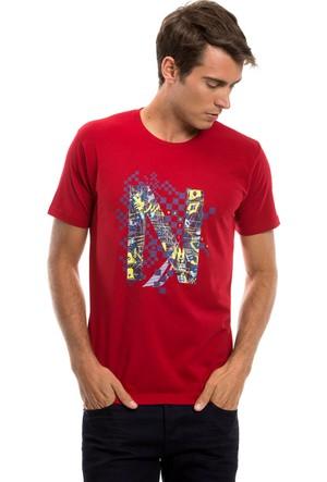 Nautica Erkek T-Shirt V71900T.6NR
