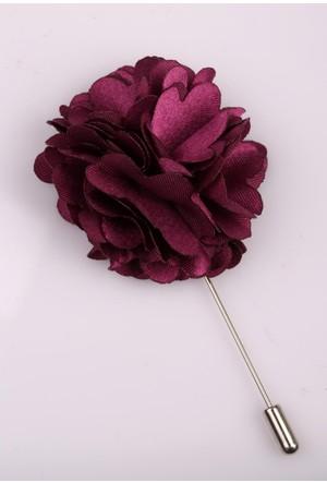 La Pescara Mor Özel Tasarım Yaka Çiçeği Yc0142