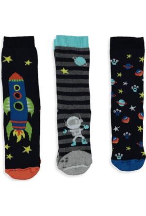 LC Waikiki Erkek Çocuk Çorap 3'Lü