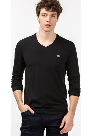 Lacoste V Yaka T-Shirt Th6711.031