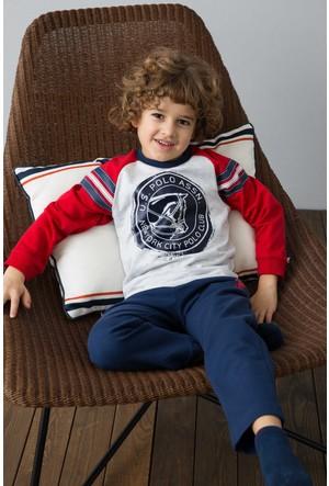 U.S. Polo Assn. Us118-1 Pijama