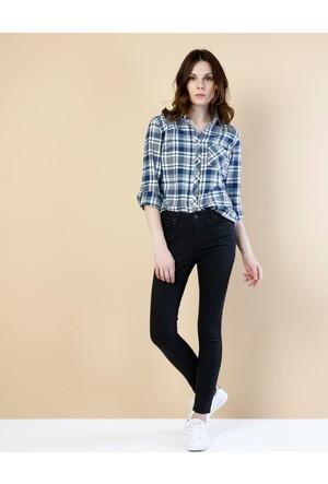 Colin's Antrasit Kadın Pantolon