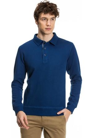 Nautica Mavi Erkek Sweatshirt K73272T.4ES