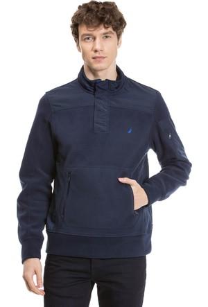 Nautica Siyah Erkek Sweatshirt K53055T.40R