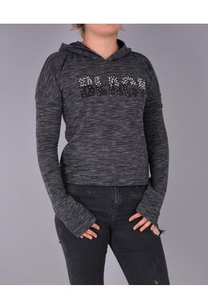 Lsk 2697 Black Pearl Sweatshirt 17-2