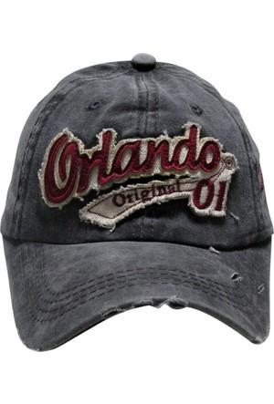 Laslusa Orlando Beyzbol Cap Şapka