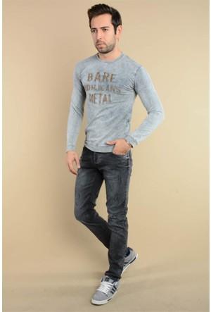 Rodinhills Siyah Erkek Kot Pantolon 841
