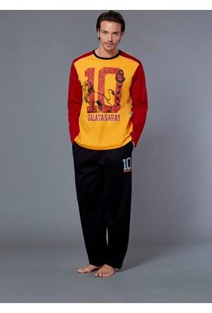 Galatasaray GS Store Lisanslı Eşofman Takımı -1792