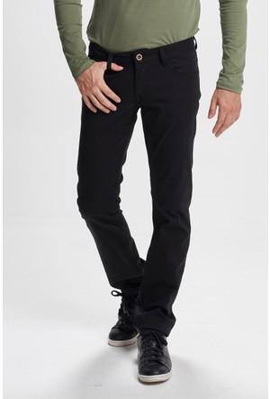 Vena Denzel Armürlü Pantolon Siyah