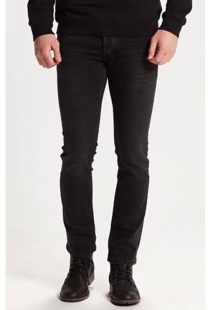 Vena Denzel Black Denim Pantolon Siyah