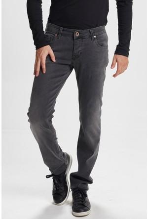 Vena Denzel Grey Denim Pantolon Gri