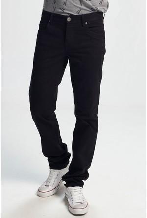 Vena Jack Renkli Denim Pantolon Siyah