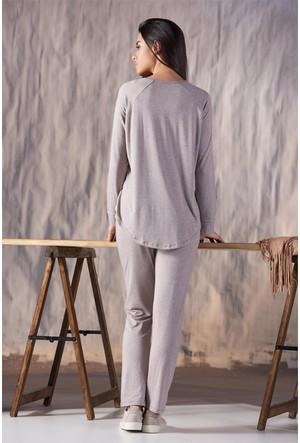 Gizzey Bayan Pantolon Takım 20116