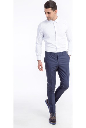 Kiğılı Super Slim Fit Ekose Pantolon